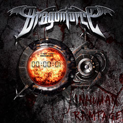 <i>Inhuman Rampage</i> 2005 studio album by DragonForce