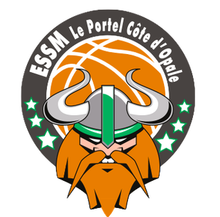 ESSM Le Portel French basketball team