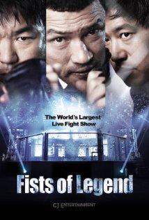 Fist legend picture