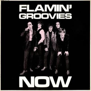 <i>Flamin Groovies Now</i> 1978 studio album by The Flamin Groovies