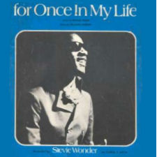 1968 single by Stevie Wonder