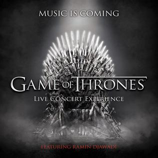 Game Of Thrones Live Concert Experience Wikipedia