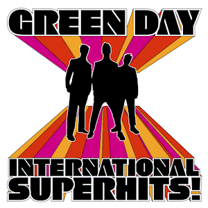 <i>International Superhits!</i> compilation album by Green Day