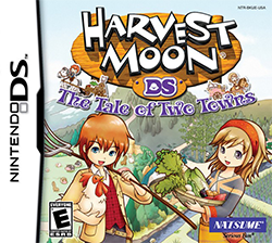 Picture of a game: Harvest Moon: The Tale Of Two Towns