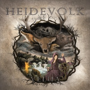 <i>Velua</i> 2015 studio album by Heidevolk