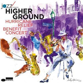 Jazz at Lincoln Center Presents Higher Ground Hurricane Relief Benefit...