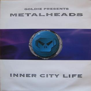 Inner City Life 1994 single by Goldie