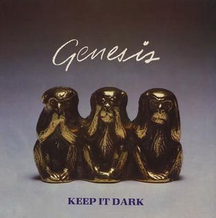 Keep It Dark 1981 single by Genesis