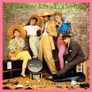 <i>Tropical Gangsters</i> 1982 studio album by Kid Creole and the Coconuts