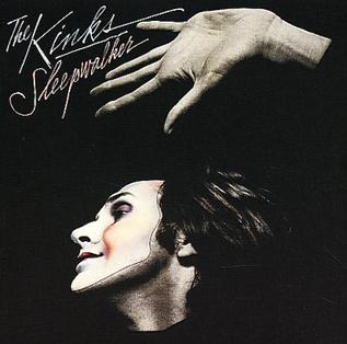 <i>Sleepwalker</i> (The Kinks album) 1977 studio album by The Kinks