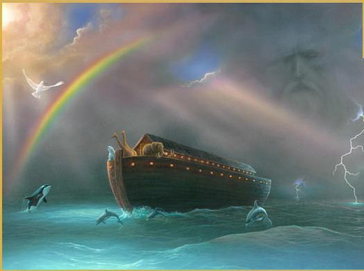 An introduction to the mythology of the story of noahs ark