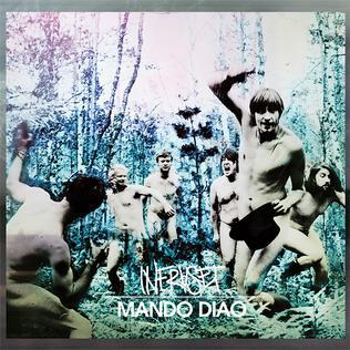 <i>Infruset</i> 2012 studio album by Mando Diao