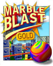 Cover of Marble Blast Gold.