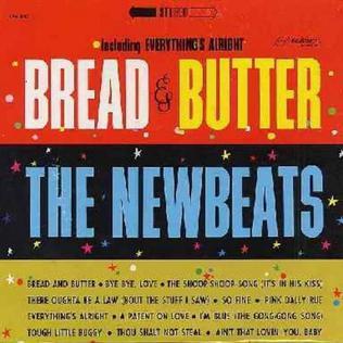 <i>Bread & Butter</i> (album) album by The Newbeats