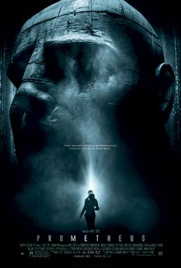 Prometheus (Scott Free Productions - 2012)