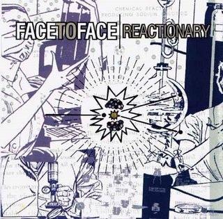 <i>Reactionary</i> (album) 2000 studio album by Face to Face