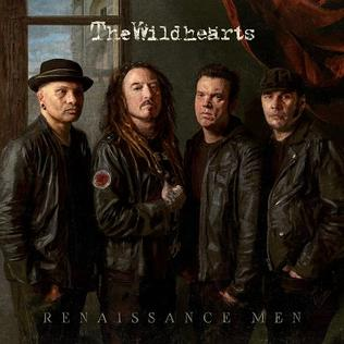 <i>Renaissance Men</i> 2019 studio album by The Wildhearts