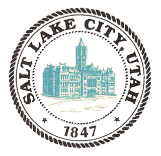 Salt Lake City, Utah, US seal
