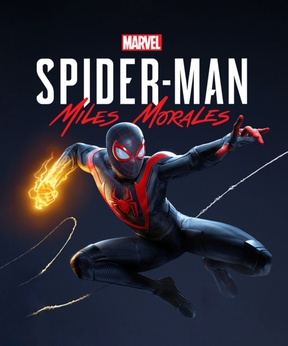 <i>Spider-Man: Miles Morales</i> 2020 video game developed by Insomniac Games