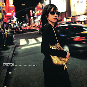 <i>Stories from the City, Stories from the Sea</i> 2000 studio album by PJ Harvey