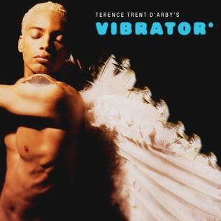 <i>Vibrator</i> (album) 1995 studio album by Terence Trent DArby