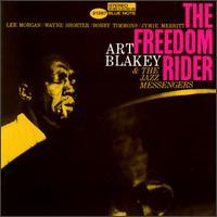 <i>The Freedom Rider</i> 1964 studio album by Art Blakey and the Jazz Messengers