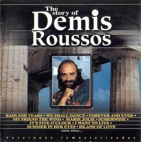 <i>The Story of Demis Roussos</i> 1987 compilation album by Demis Roussos