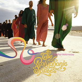 <i>Together Were Heavy</i> 2004 studio album by The Polyphonic Spree