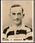 Tommy Winship English footballer
