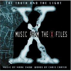 <i>The Truth and the Light: Music from the X-Files</i> 1996 album