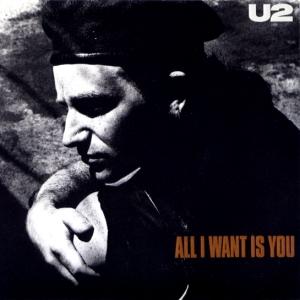 U2 - All I Want Is You (studio acapella)
