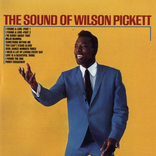 Wilson Pickett - Funky Situation / She's So Tight