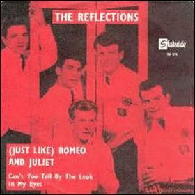 (Just Like) Romeo and Juliet 1964 song performed by The Reflections