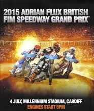 2015 Speedway Grand Prix of Great Britain