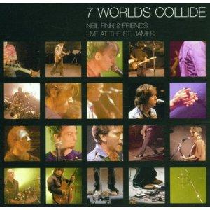 <i>7 Worlds Collide</i> (album) 2001 live album by 7 Worlds Collide
