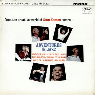 <i>Adventures in Jazz</i> (album) 1962 studio album by Stan Kenton