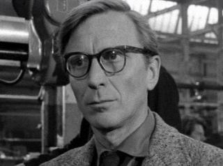 Alfred Burke English actor