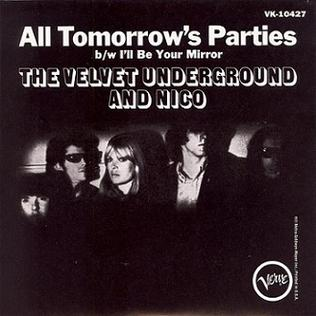 All Tomorrows Parties original song written and composed by Lou Reed