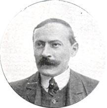 Alphonse Merrheim French copper smith and trade union leader
