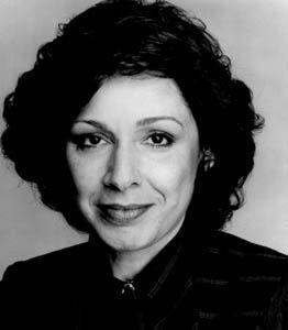 Barbara Frum Canadian journalist