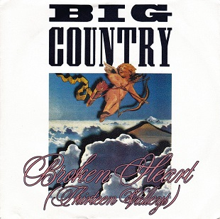Broken Heart (Thirteen Valleys) 1988 single by Big Country