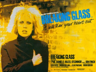 <i>Breaking Glass</i> (film) 1980 film by Brian Gibson