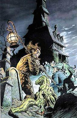 Cain and Abel (comics)