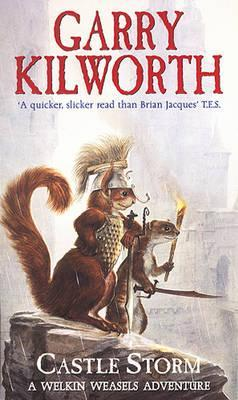 <i>Castle Storm</i> book by Garry Kilworth