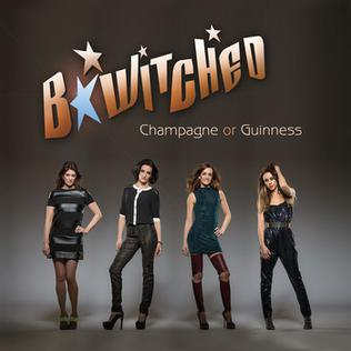 <i>Champagne or Guinness</i> 2014 EP by B*Witched