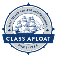Class Afloat--West Island College International Logo.png