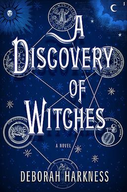 The cover of the Discovery of Witches by Deborah Harkness