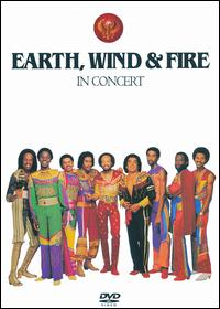 Earth, Wind & Fire: In Concert artwork