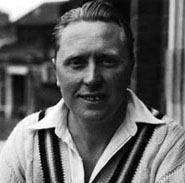 Eric Hollies English cricketer