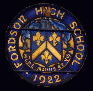 Fordson High School Public high school in Dearborn, Michigan, United States